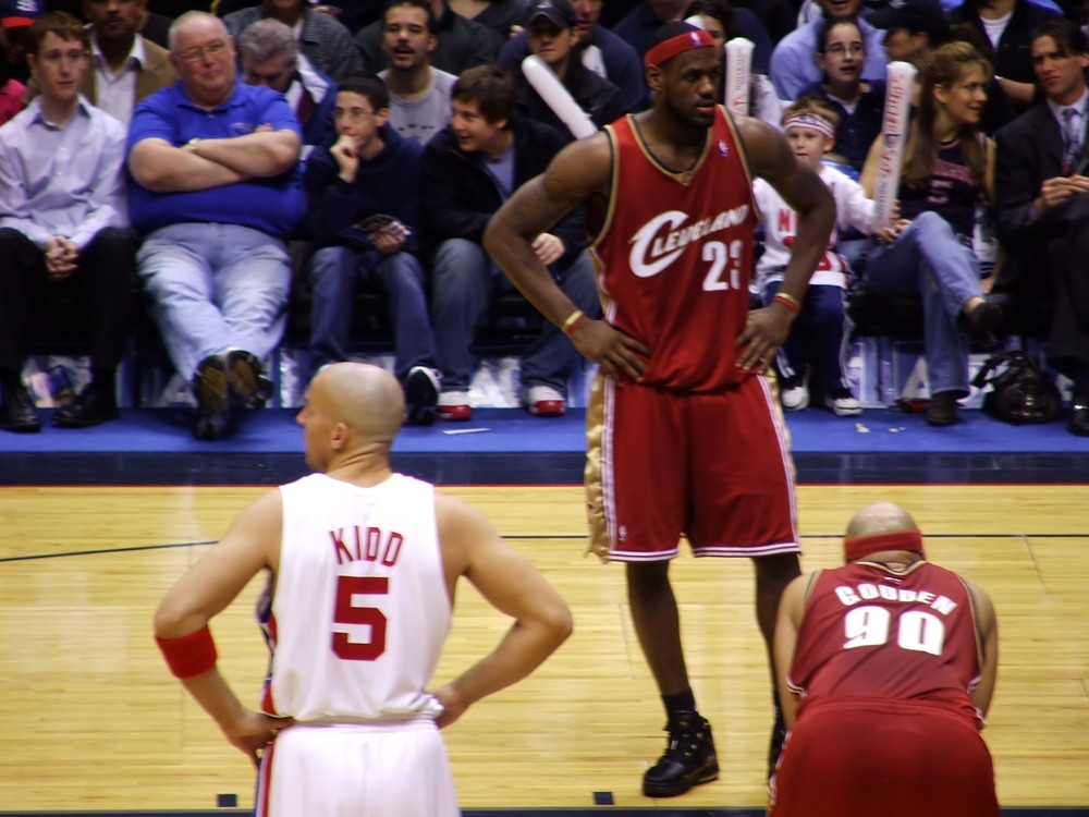 Cleveland, Drew Gooden, Free Agent, NBA, NBA free agency process