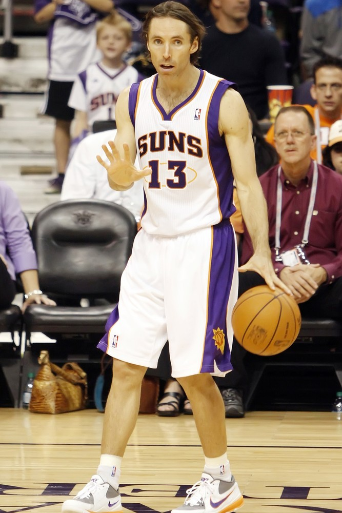 Steve Nash, The Phoenix Suns, Mike D'Antoni, Kevin Garnett, UCLA Bruins