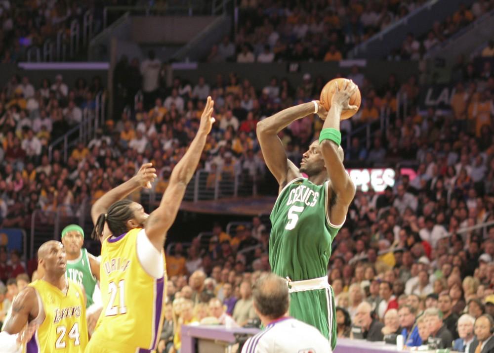 Kevin Garnett, KG, Celtics Organization, Minnesota