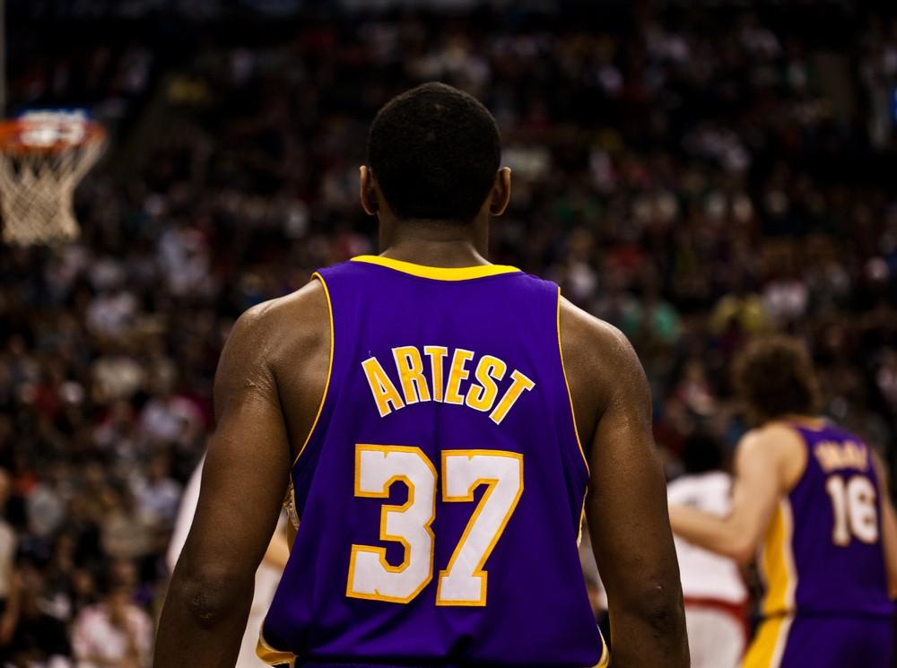 Ron Artest, Best Defender, Freindship, NBA, Madison Square Garden, Minnesota