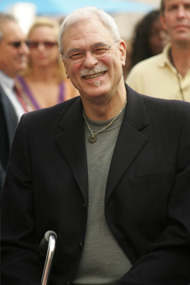 Phil Jackson, Coach