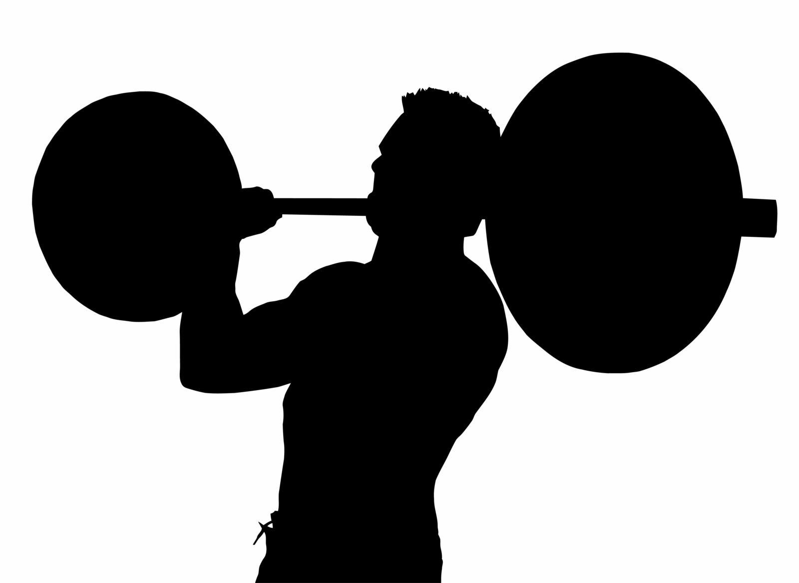 Paul Madsen, weight lifting